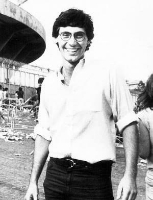 Il cronista del Mattino Giancarlo Siani, ucciso dalla camorra nel 1985