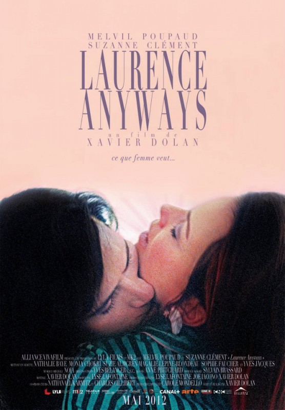 Laurence Anyways: il poster del film