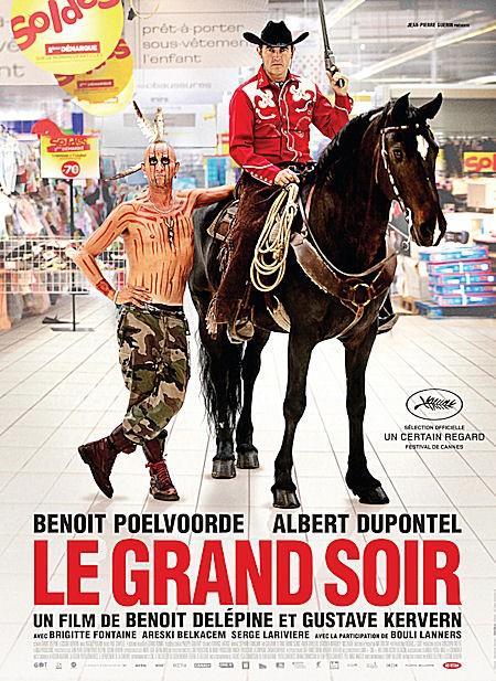 Le grand soir: la locandina francese del film