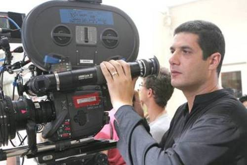 Les chevaux de Dieu: il regista marocchino Nabil Ayouch sul set del film