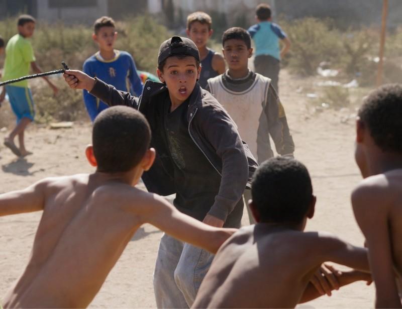 Les chevaux de Dieu: una scena del film marocchino diretto da Nabil Ayouch
