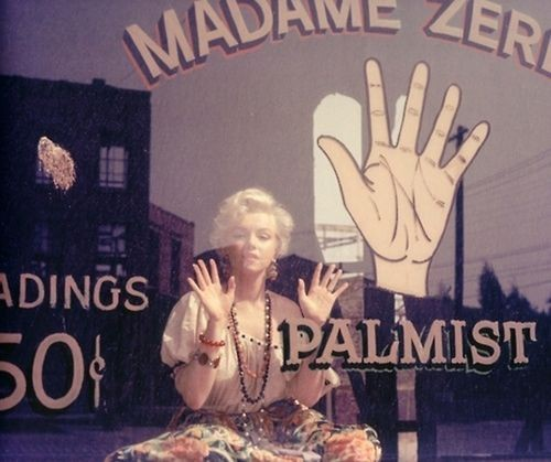 Marilyn Monroe in versione 'esoterica'