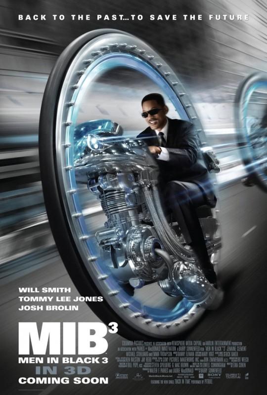 Men in Black 3: nuova locandina che vede protagonista Will Smith