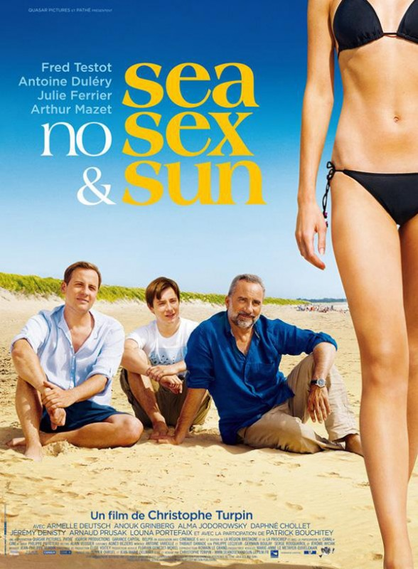 Sea, No Sex and Sun: la locandina del film