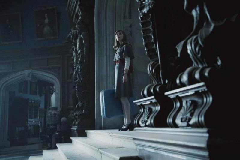 Dark Shadows: Bella Heathcote in un'immagine del film