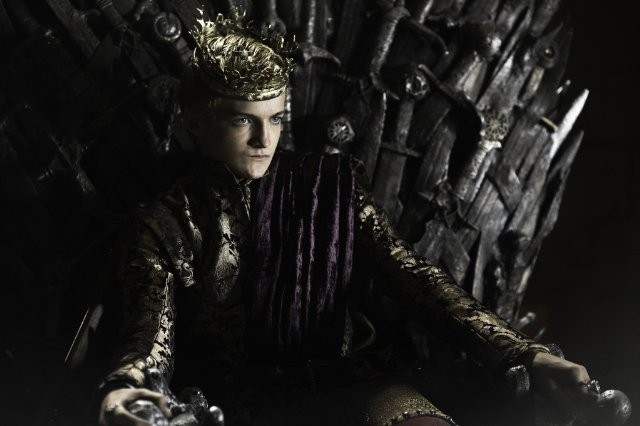 Game of Thrones:  Jack Gleeson nell'episodio Garden of Bones