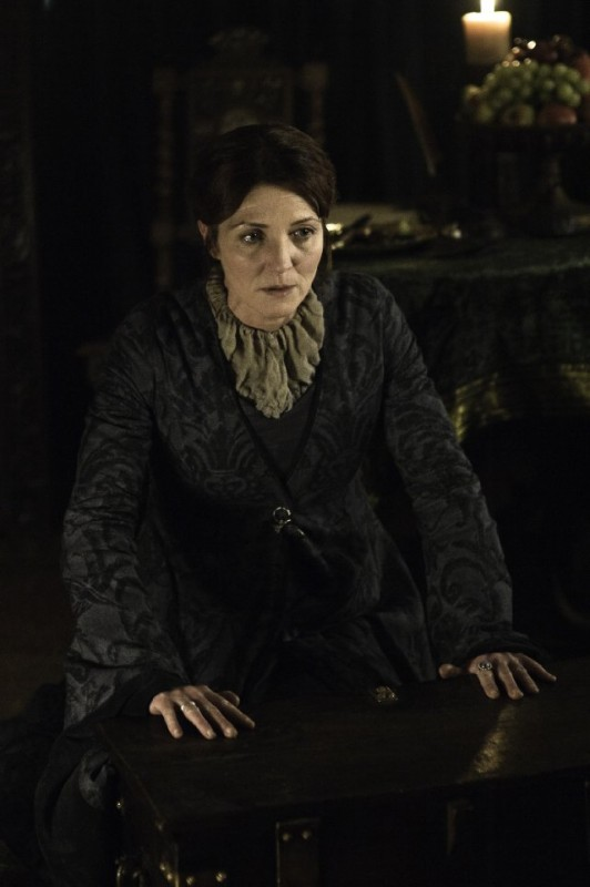 Game of Thrones: Michelle Fairley nell'episodio Garden of Bones