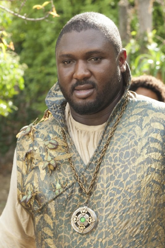 Game of Thrones: Nonso Anozie nell'episodio The Ghost of Harrenhal