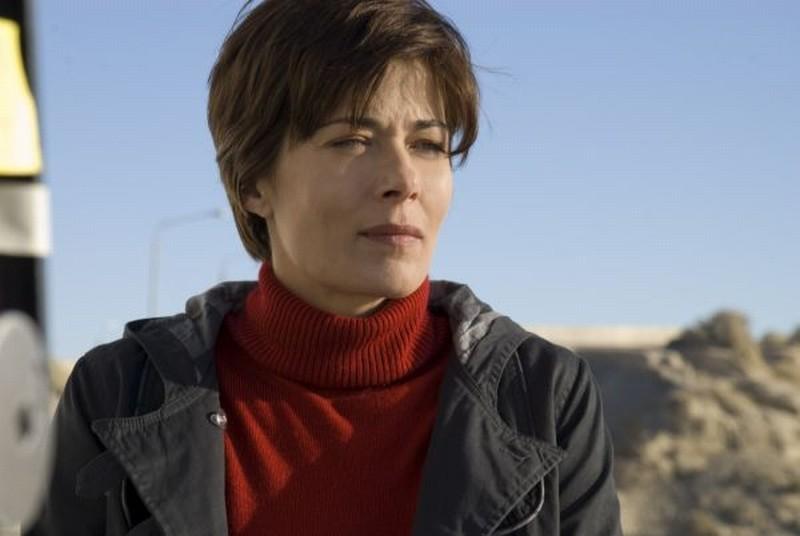 Il richiamo: Sandra Ceccarelli in un'immagine del film