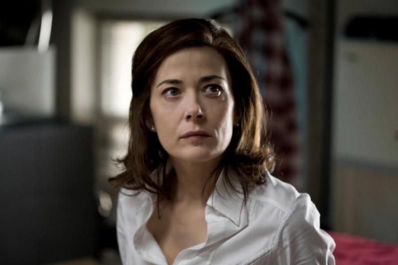 Il richiamo: Sandra Ceccarelli in una scena del film