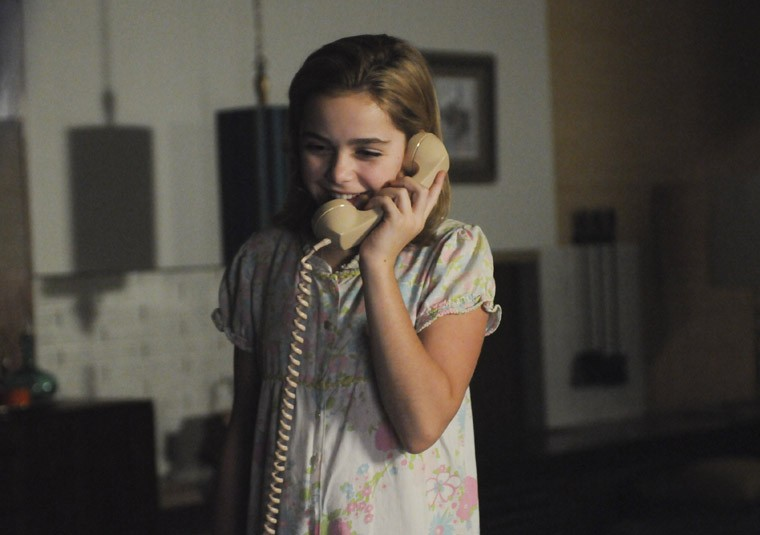 Kiernan Shipka nell'episodio At the Codfish Ball della quinta stagione di Mad Men