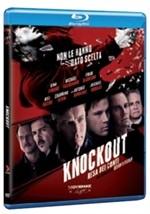 La copertina di Knockout - Resa dei conti (blu-ray)