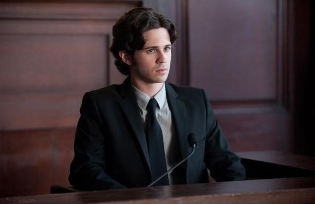 Revenge: Connor Paolo nell'episodio Justice