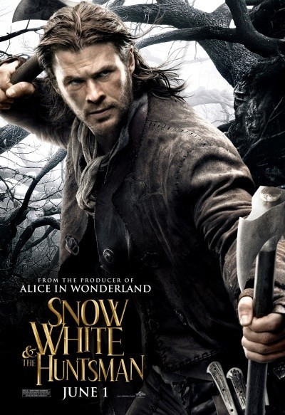 Snow White and the Huntsman: Character Poster 2 per Chris Hemsworth