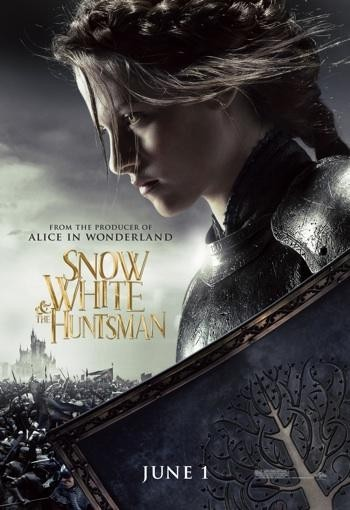 Snow White and the Huntsman: Character Poster 3 per Kristen Stewart