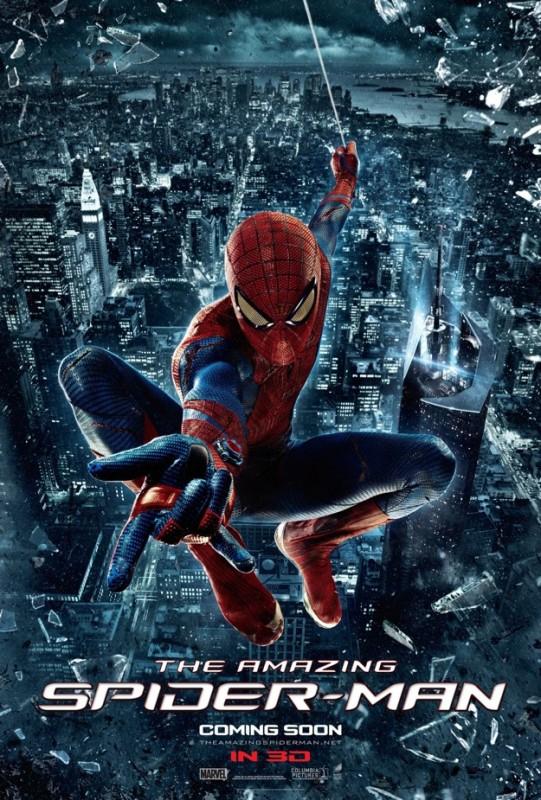 The Amazing Spider-Man: ancora un nuovo poster internazionale
