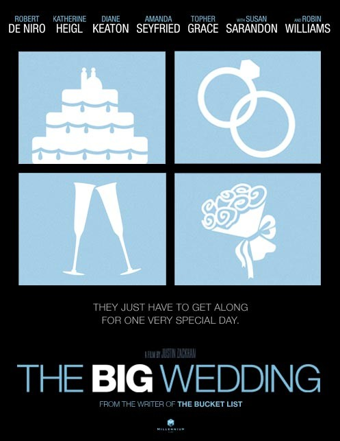 The Wedding: ecco la locandina
