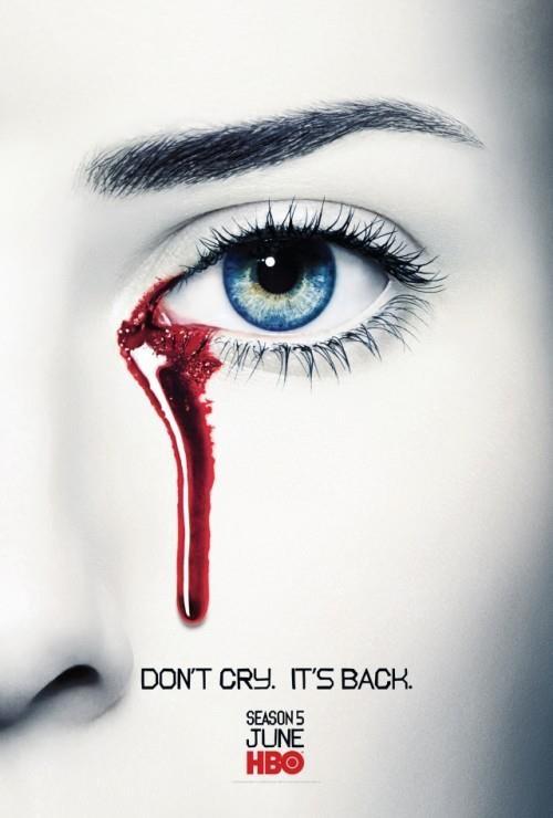 True Blood: un primo poster della stagione 5