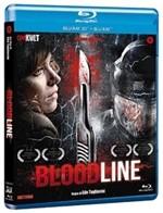 La copertina di Bloodline 3D (blu-ray)