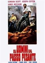 La copertina di Gli uomini dal passo pesante (dvd)
