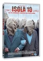 La copertina di Isola 10 (dvd)