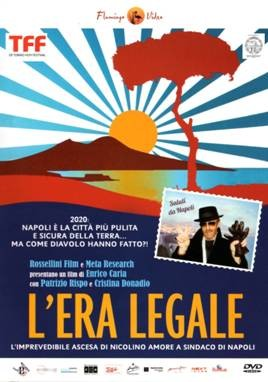 La copertina di L'era legale (dvd)