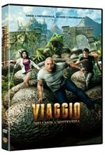 La copertina di Viaggio nell'isola misteriosa (dvd)