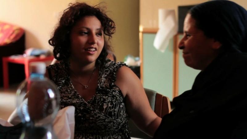 Ulidi piccola mia: Paola Pugnetti in un'immagine tratta dal film