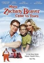 La copertina di È arrivato Zachary (dvd)