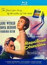 La copertina di Magnifica ossessione (blu-ray)