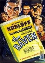 La copertina di The Raven (1935) (dvd)
