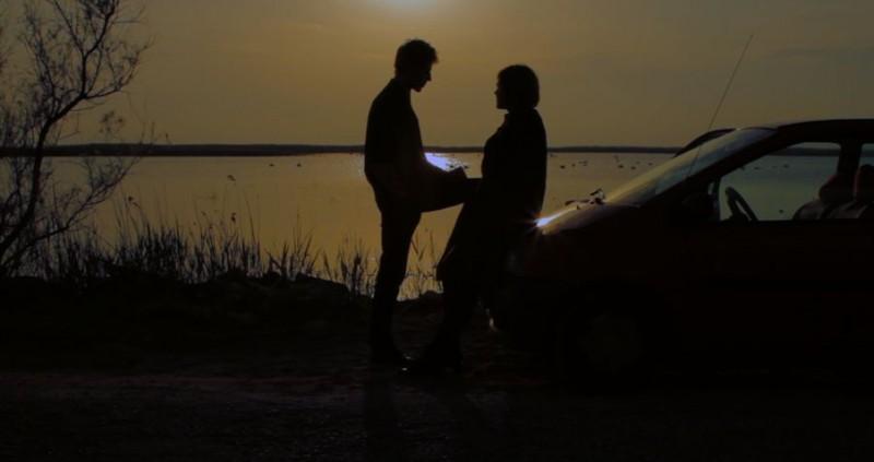 Chercher le garçon: una scena del film