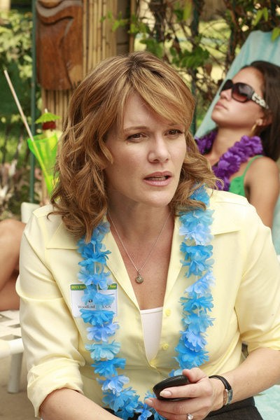 Chuck: Catherine Dent nell'episodio Chuck Versus the Business Trip