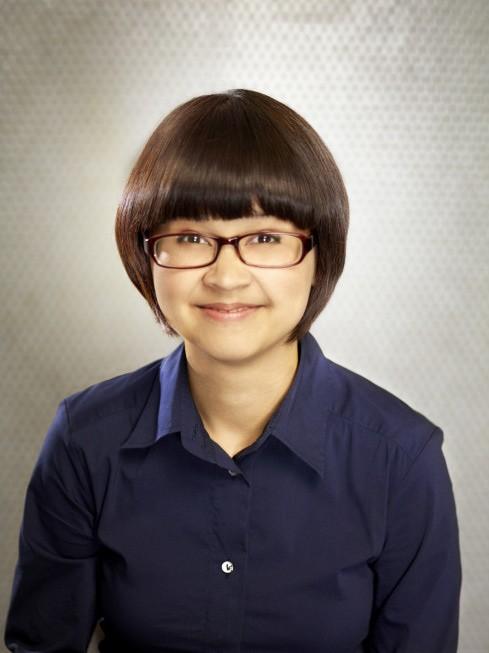 Dr House: Charlyne Yi in una foto promozionale della stagione 8