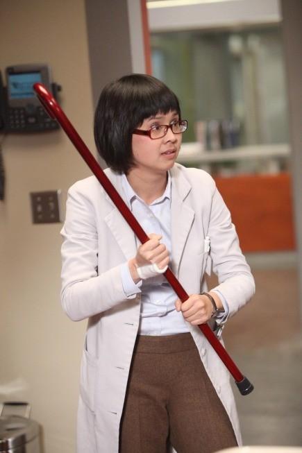Dr House: Charlyne Yi nell'episodio Holding On