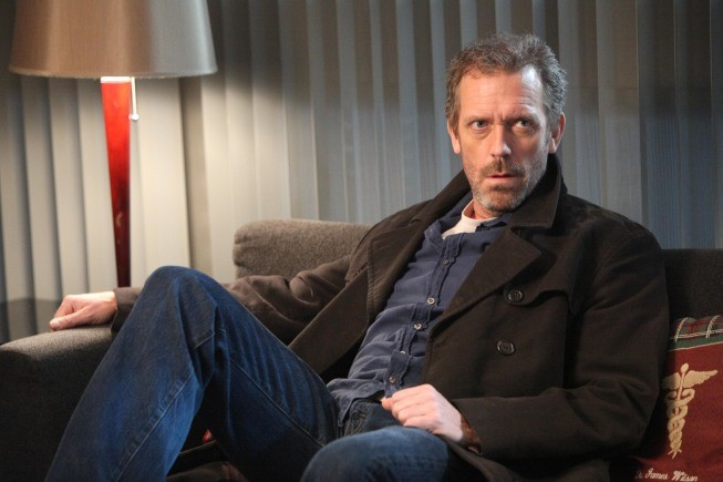 Dr House: Hugh Laurie nell'episodio Body and Soul
