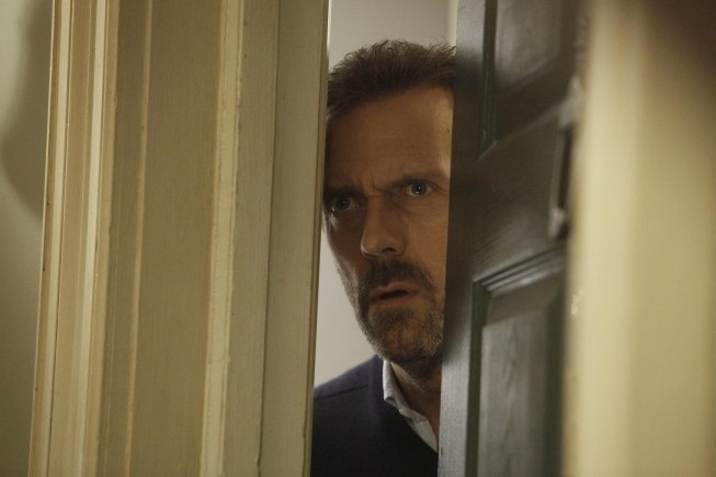 Dr House: Hugh Laurie nell'episodio Man of the House