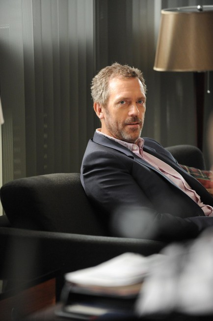 Dr House: Hugh Laurie nell'episodio We Need the Eggs