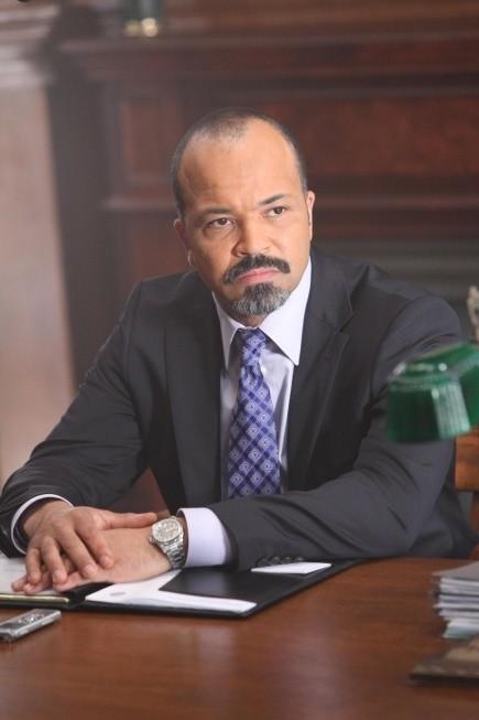 Dr House: Jeffrey Wright in una scena dell'episodio Nobody's Fault