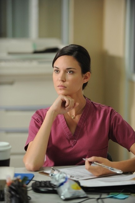 Dr House: Odette Annable nell'episodio Twenty Vicodin