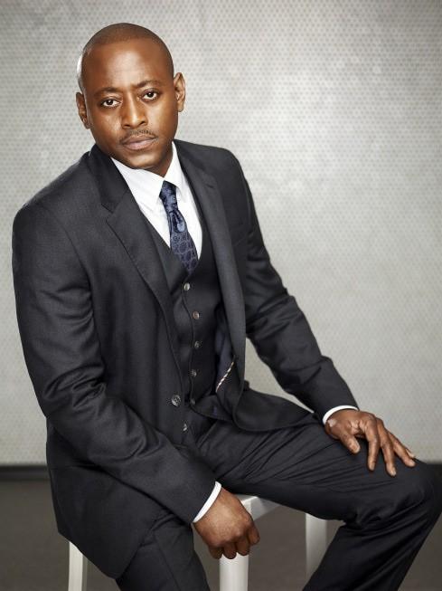 Dr House: Omar Epps in una foto promozionale della stagione 8