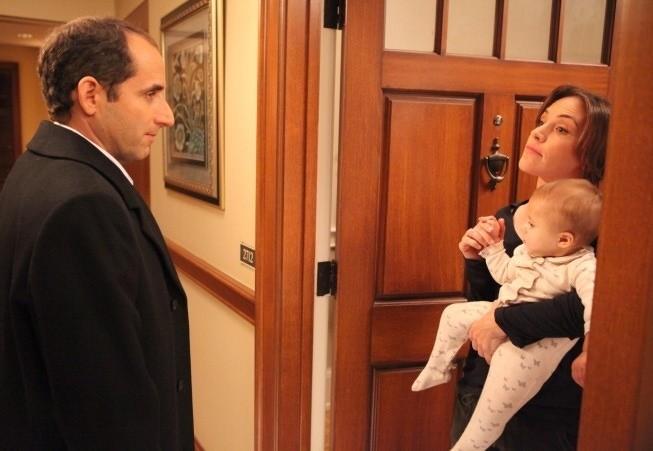 Dr House: Peter Jacobson e Jennifer Crystal Foley nell'episodio Parents