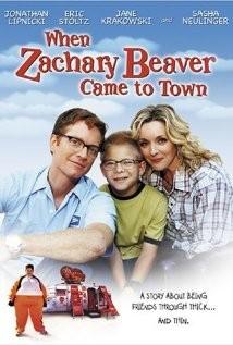 È arrivato Zachary: la locandina del film