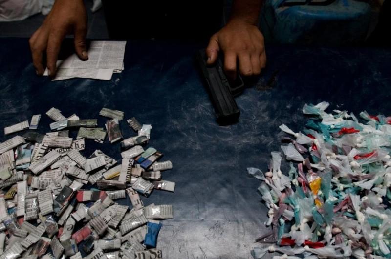 Elefante blanco: una partita di droga immortalata in un momento del film