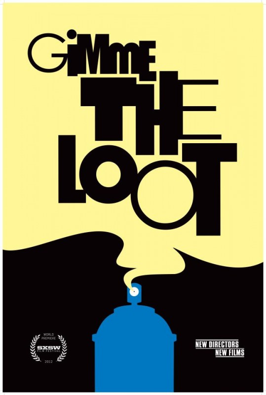 Gimme the Loot: il poster del film