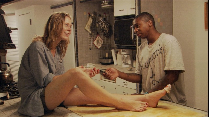 Gimme the Loot: Zoë Lescaze e Ty Hickson in una scena del film