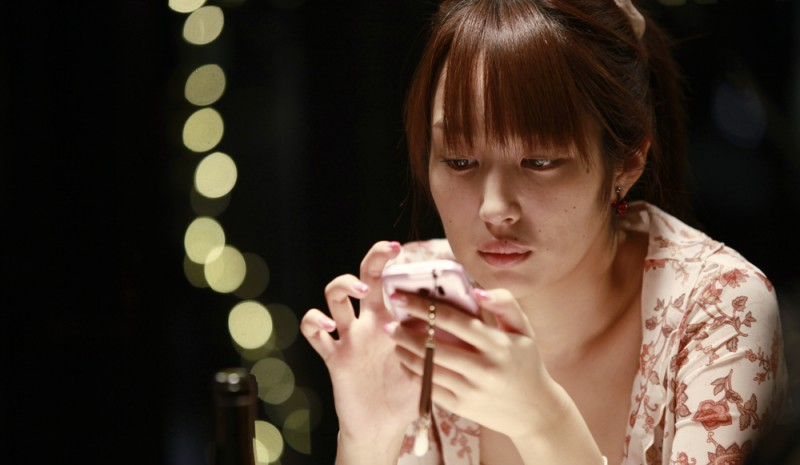 Like someone in love: Rin Takanashi in una scena del film