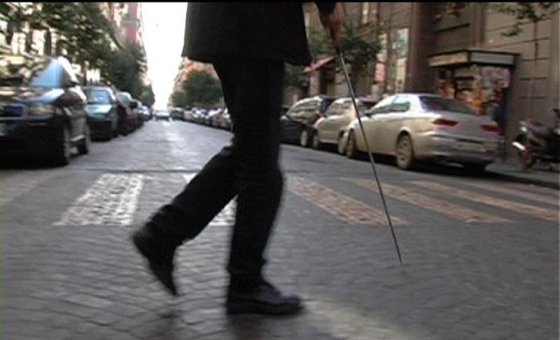 Napoli 24: una scena del documentario collettivo sulla città partenopea girato durante l'emergenza rifiuti