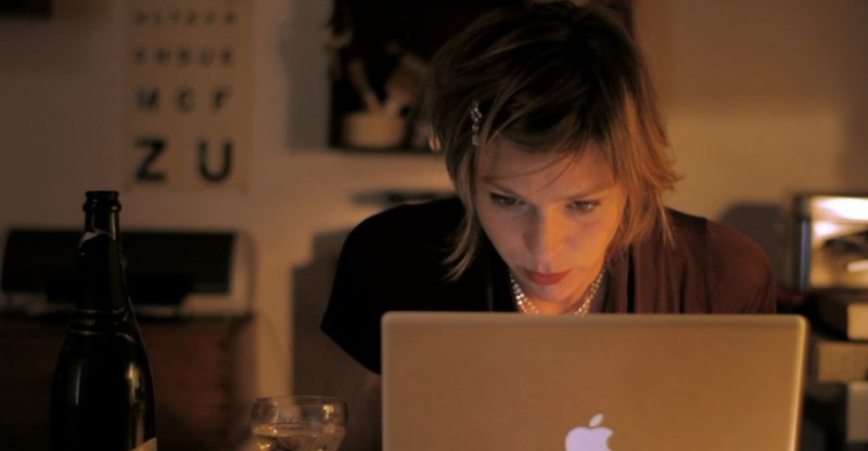 Sophie Cattani in Chercher le garçon