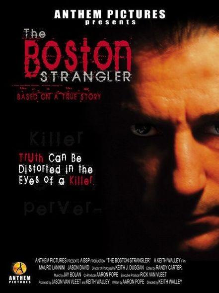 The Boston Strangler: la locandina del film